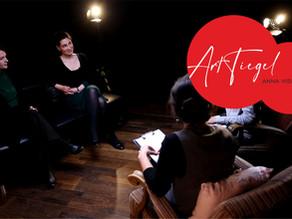 Münchner Art Tiegel. Sängerin Anna Vishnevska