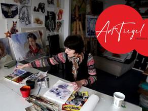 Münchner ArtTiegel. Kunstmalerin Marina Pospelova-Ezhevskaja