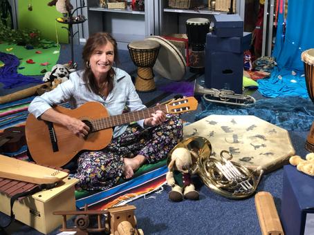 EMMA HUTCHINSON COMPLETES 12 HOUR MUSICAL MARATHON