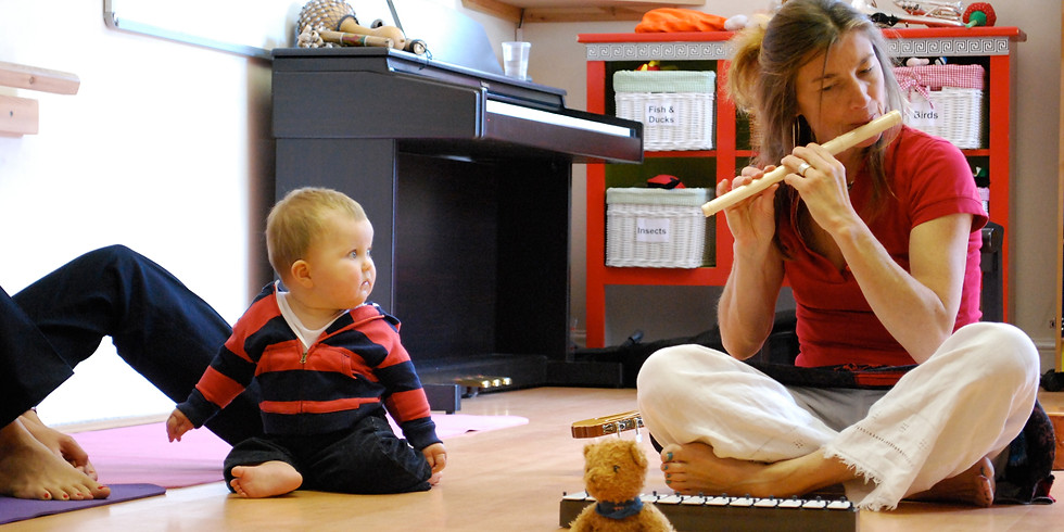 Developing Communication & Attachment through Musical Play