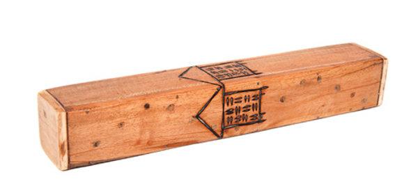 Rainstick Woodblock