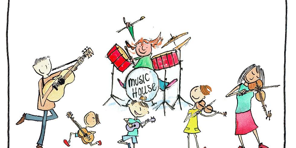 Music House Summer Camp