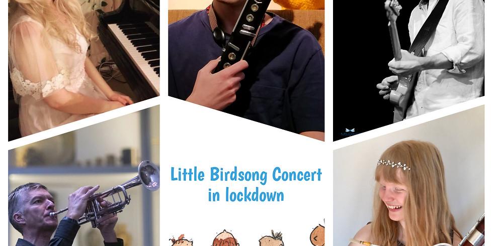 Free- Little Birdsong Concert in Lockdown 2