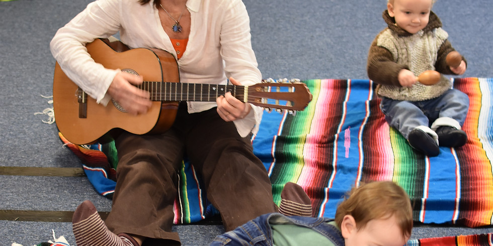 Instrumental Play for Early Years hosted by Tri-Music Together