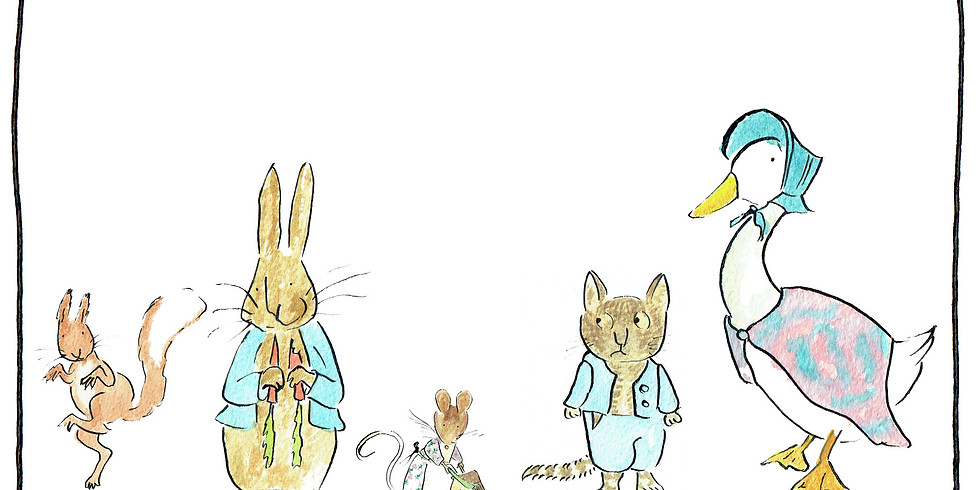 Interactive Musical Show: Tales of Beatrix Potter