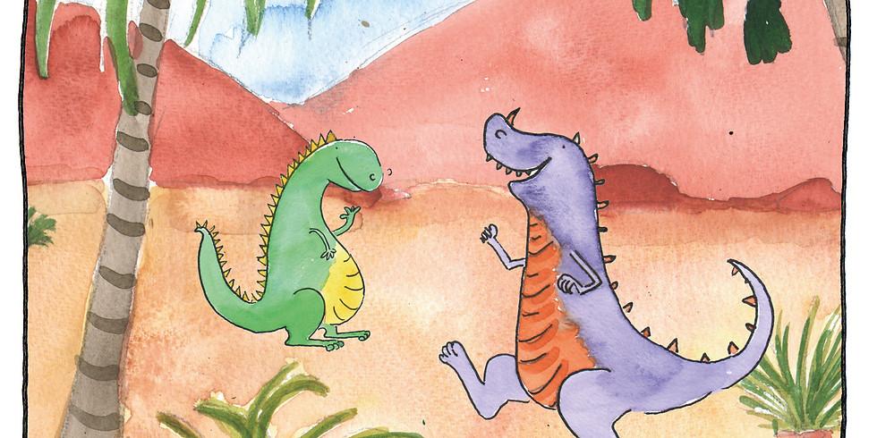 Musical Storytale: Dinosaur Roar