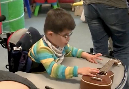 MUSICAL RESPONSES IN 3-6 YEAR OLDS