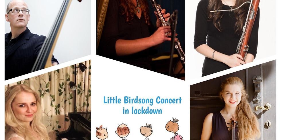 Little Birdsong Concert in Lockdown