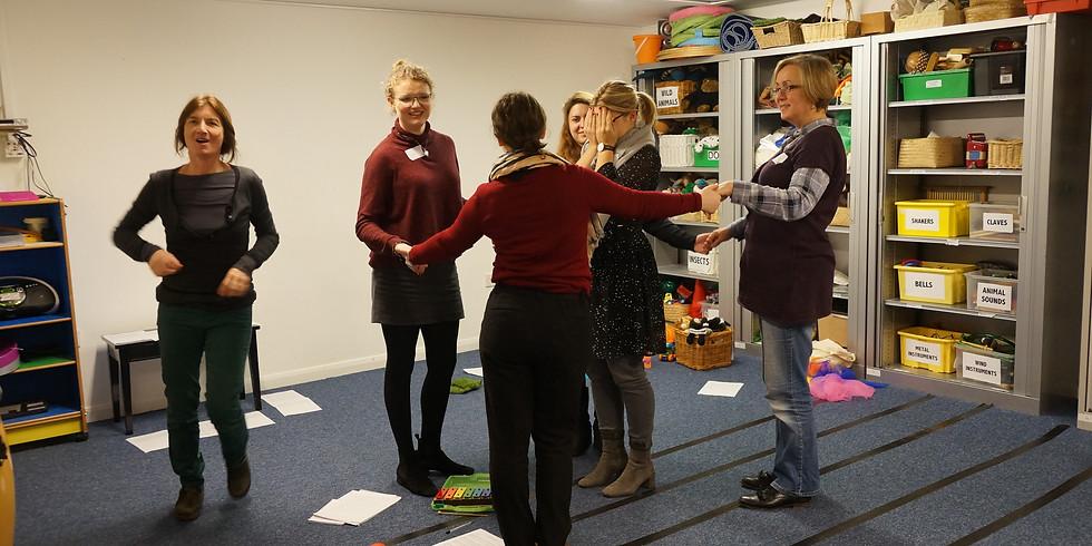 Developing Communication through Musical Play