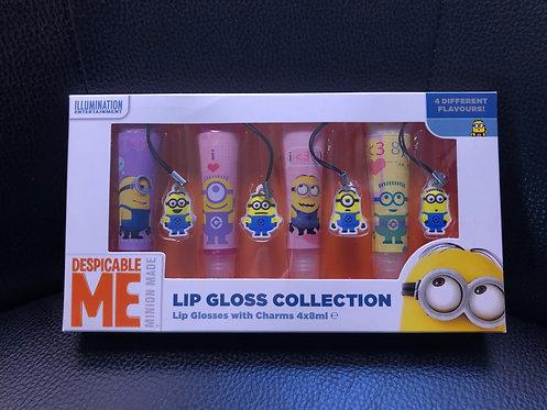 4 Brillant à Lèvres et Amulettes