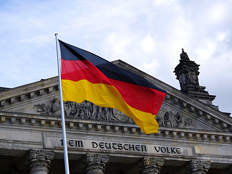 Happy National German Language Day!