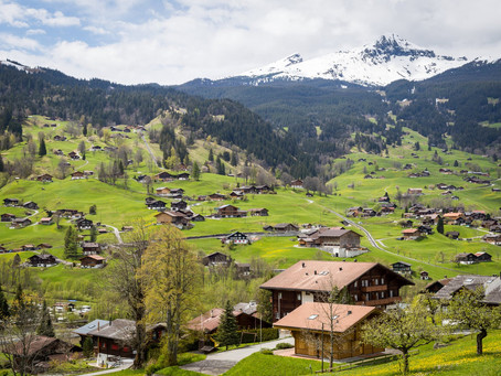 Bucket List: Switzerland