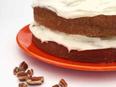 Carrot Cake | Balance is Key