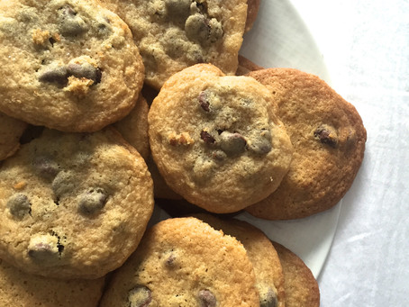 Chocolate Chip Cookies | Reach the Softness