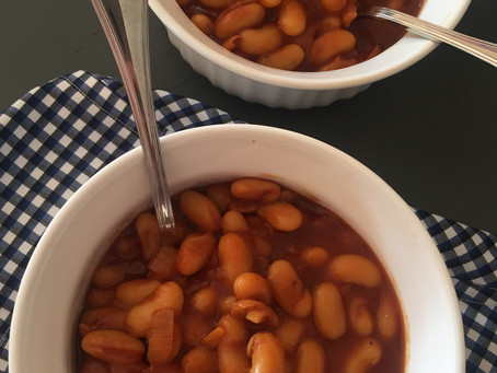 Rootbeer Baked Beans