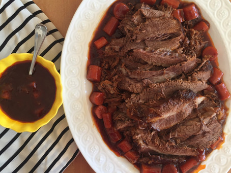 BBQ Braised Brisket | Don't Need an Excuse