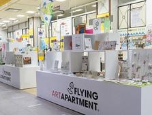 スタートしました!FLYING ART APARTMENT in 京都ロフト