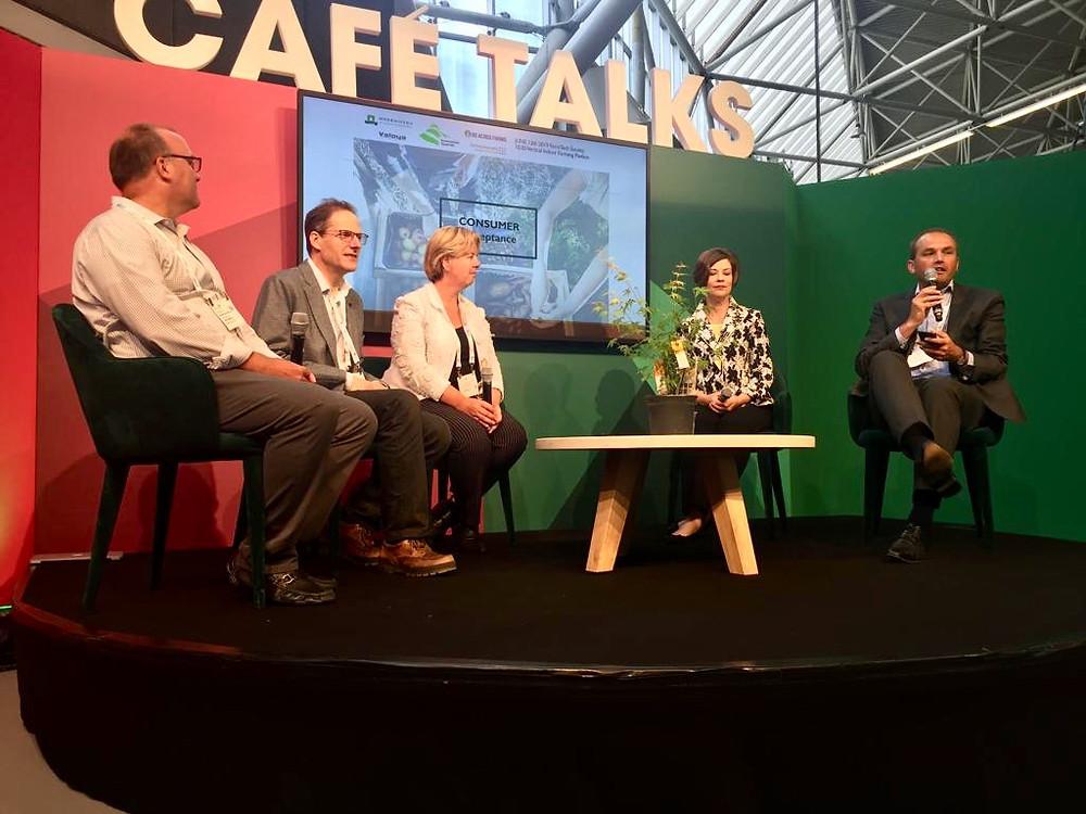 Consumer Acceptance Discussion Panel