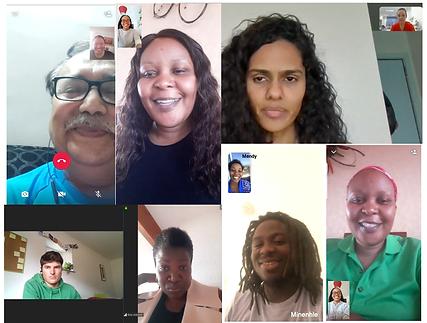 mentoring videoconference