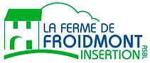Logo Ferme de Froidmont Insertion ASBL P