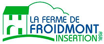 Logo Ferme de Froidmont Insertion ASBL P