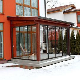 Koka terase, koka veranda