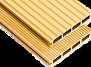 Dzelteni polimēra dēļi