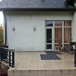 Pielāgojamas terases, verandas un nojumes