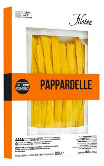 Filotea Pappardelle all´uovo gialle 250g