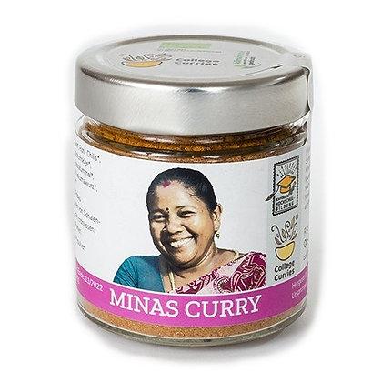 Minas Curry - BIO 80g