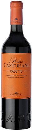 Castorani Cadetto Trebbiano trocken 0,75l