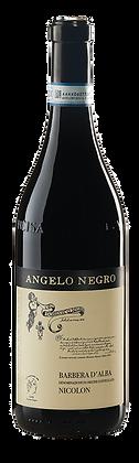 Negro Barbera d´Alba DOCG Nicolon 0,75l
