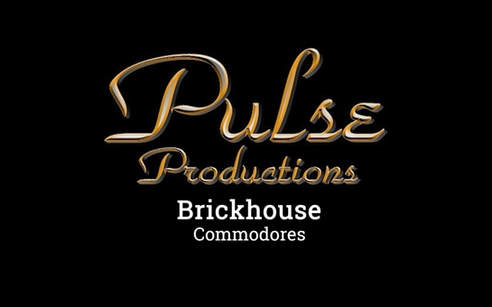 BRICKHOUSE - Commodores