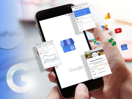 O que é google meu negócio?