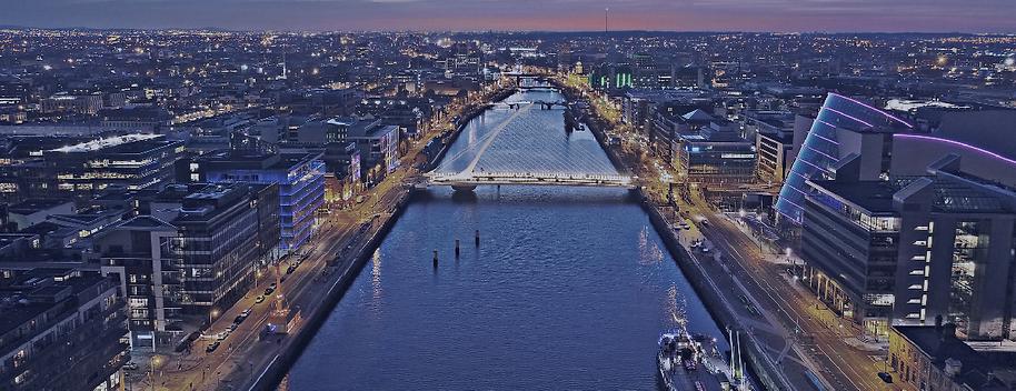 Dublin - iStock Edited