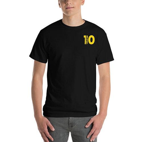 Twisted Crew Shirt - Black