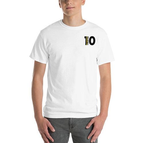 Twisted Crew Shirt - White