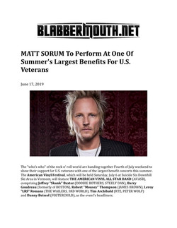 Blabermouth AVF July 6