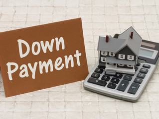 Mortgage Basics 1: Down Payment