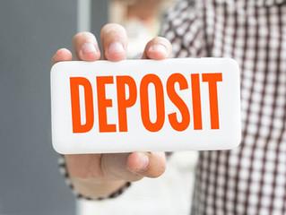 Mortgage Basics 6: The Deposit