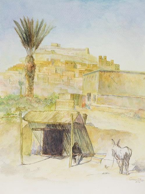 Moroccan Sunburst