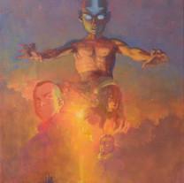 Avatar The Last Airbender Art