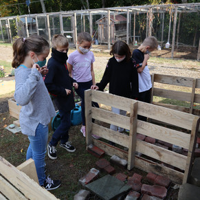 Composting like a Fourth/Fifth Grader
