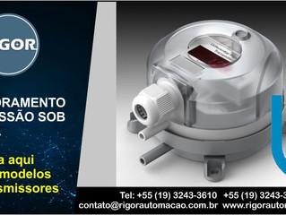 MONITORAMENTO DE PRESSÃO SOB MEDIDA