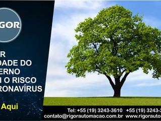 Melhor Qualidade do Ar Interno Diminui o Risco de Coronavírus