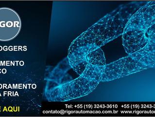 DATALOGGERS / MAPEAMENTO TÉRMICO / MONITORAMENTO CADEIA FRIA