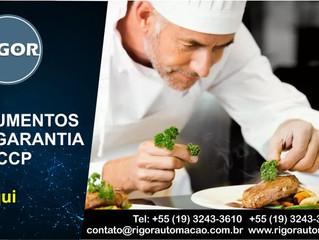 INSTRUMENTOS PARA GARANTIA DA HACCP