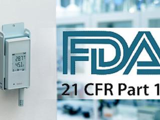 Com o monitoramento wireless em ascensão, quais mudanças na garantia da conformidade com o 21 CFR Pa