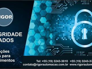 WEBINAR - INTEGRIDADE DE DADOS - Informações Básicas para Requerimentos