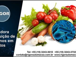 Desafiadora Distribuição de Patógenos em Alimentos